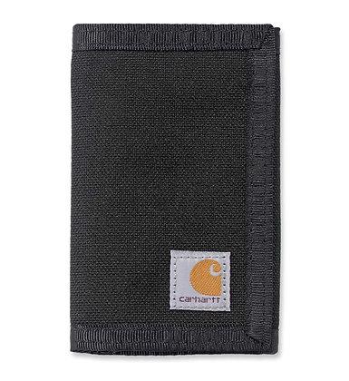Carhartt 61-2319 Extremes Trifold Wallet Geldbeutel aus CORDURA® in schwarz