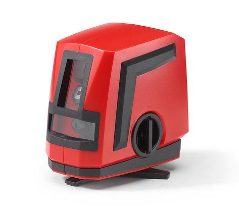 Hultafors Kreuzlinienlaser 409120 mit roter Laserlinie und selbstnivellierend