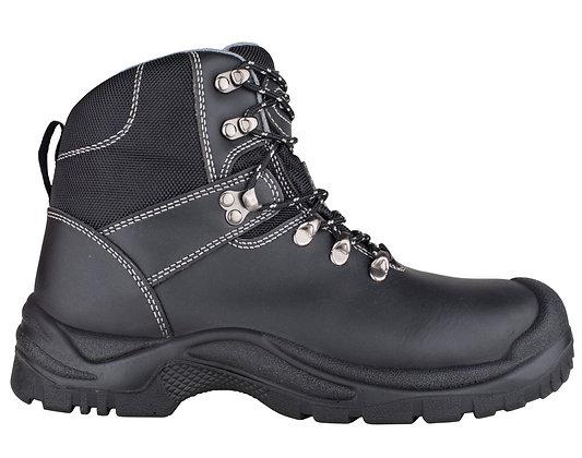 Toe Guard Flash S3 Sicherheitsstiefel TG80265 aus Leder in der Farbe schwarz