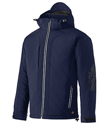 Dickies Winter-Softshell-Jacke, navy