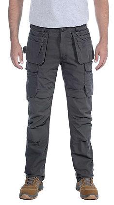 Carhartt Workwear Arbeitshose 103337 Steel Multi Pocket Trousers in shadow grau