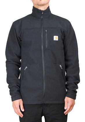 Carhartt Workwear 102838 Fallon Full Zip Sweatshirt in schwarz