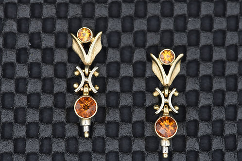 Relevent Accents in Citrine