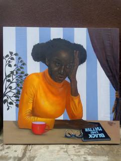 Babatunde  Adeogun Black Lives £2,000