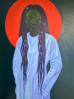 Adeogun  Babatunde Aje (Something of The Mind) £3500