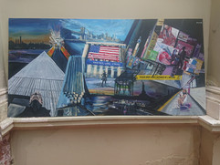 Andy  Hollinghurst N.Y.Covid £1900