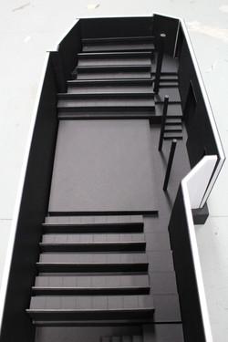 gate theatre model box