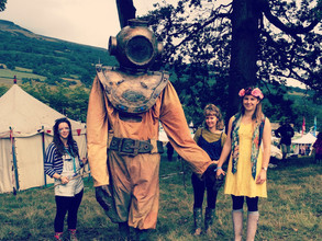the Deep Sea Diver Walkabout