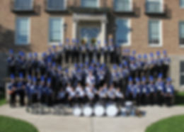 FSHS Polar Bear Band Full Band Picture 2