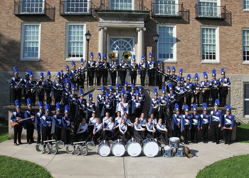 FSHS Polar Bear Band Full Band Picture 2