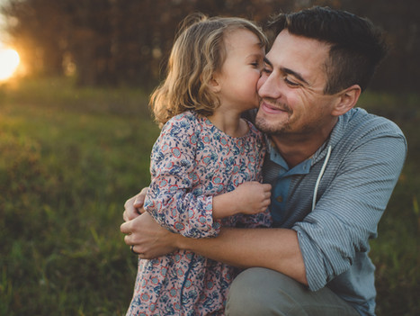 Prayer for Fathers: Happy Father's Day