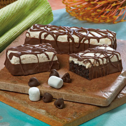 Marshmallow Brownie Squares