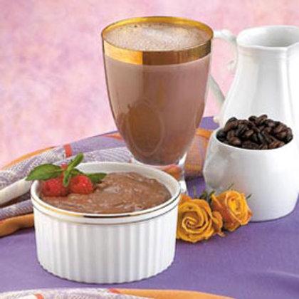 Mocha Pudding Shakes