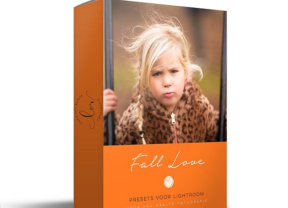 Fall Love Presets