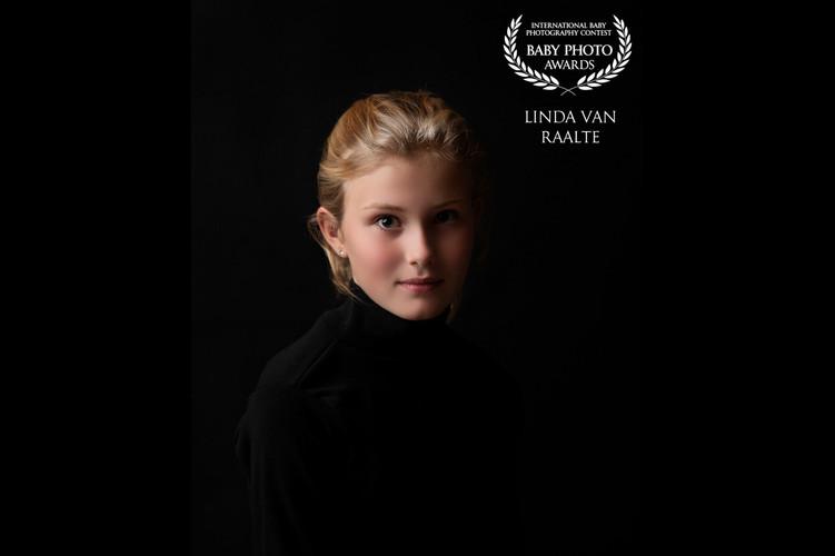 Fine art award winning kinder portret