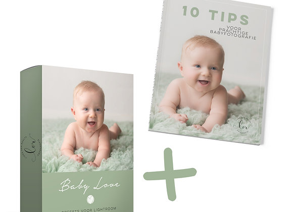 Pakket Baby Love Gids & Presets!