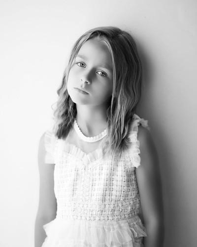 Fine art daglichtstudio kinderportret