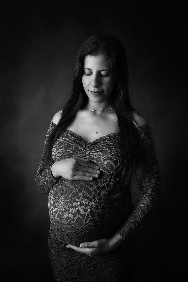 Maternity zwanger zwangerschapssessie