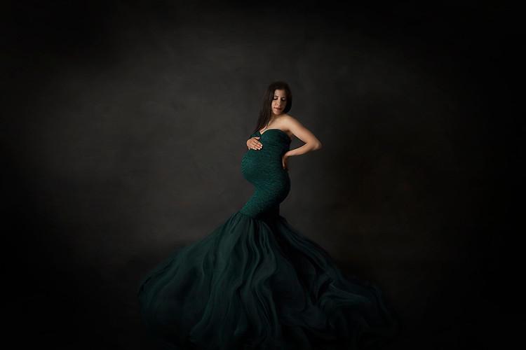 Zwangerschapsessie