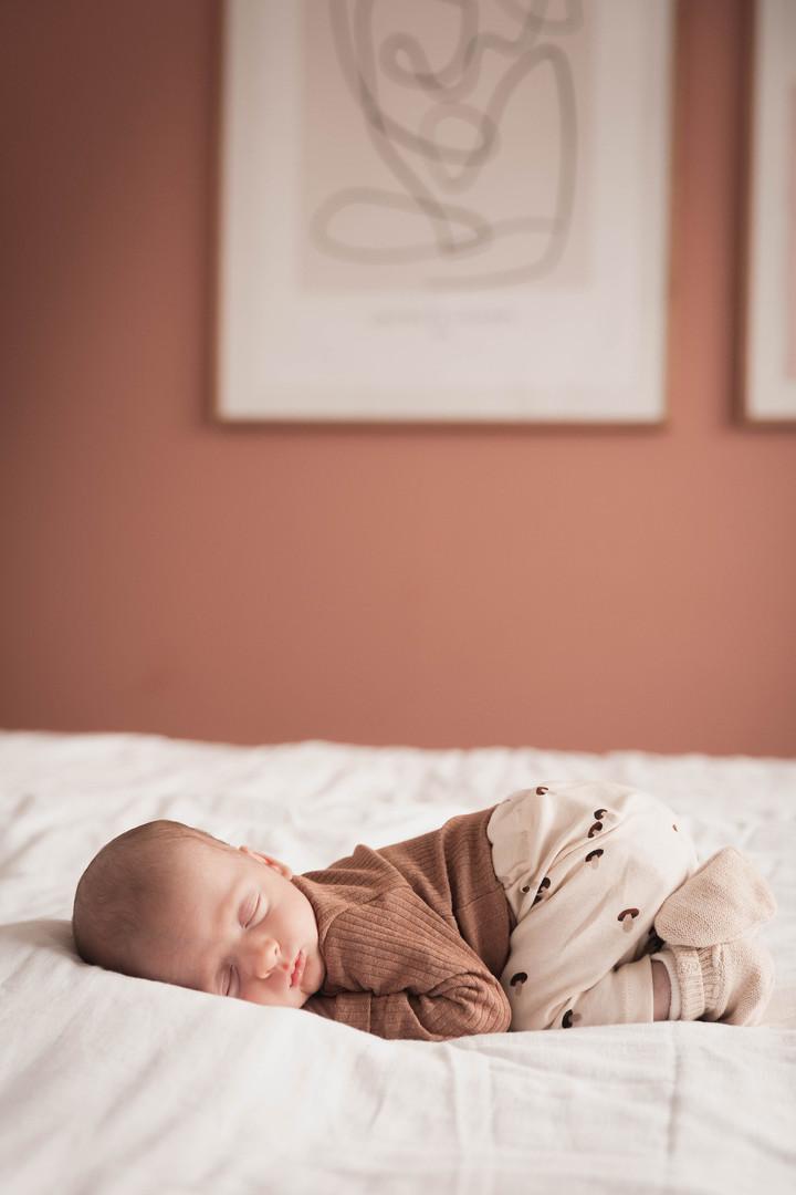 Lifestyle babyfotografie