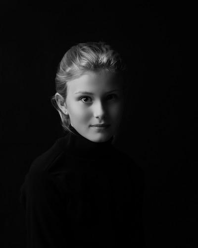 Kinderportret rembrandt licht