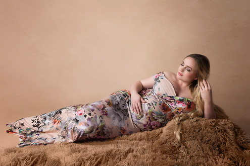 glamour zwangerschapsfotografie