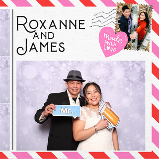 Roxanne and James