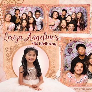 Leriza's 7th Birthday