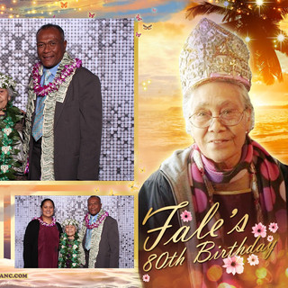 Fale's 80th Birthday