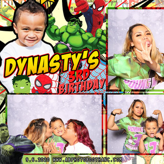 Dynasty's 3rd Birthday
