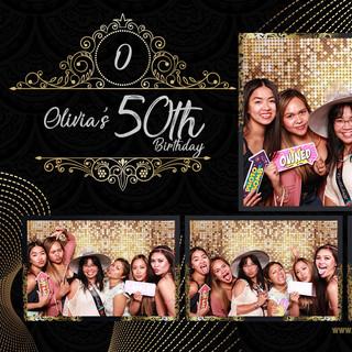 Olivia's 50th