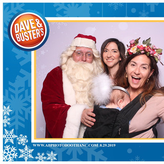 Dave & Busters Holiday Open House