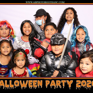 Halloween Party 2020