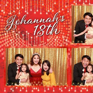 Johannah's 18th