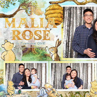 Malia Rose Turns One
