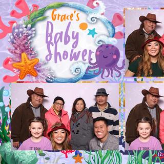 Grace's Baby Shower