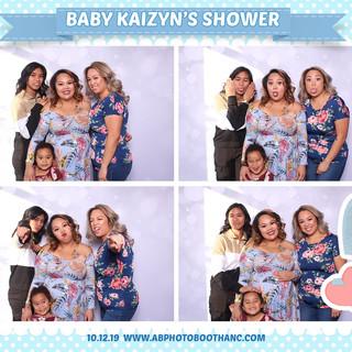 Baby Kaizyn's Shower