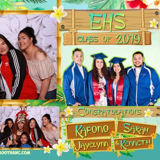Kapono, Sarah, Jayelynn & Kenneth