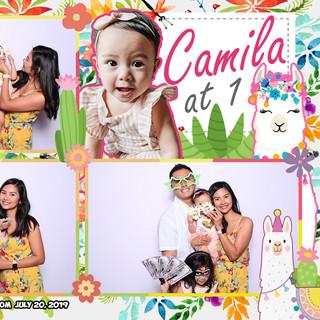 Camila at 1