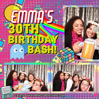 Emma's 30 Birthday Bash