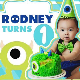 Rodney Turns 1
