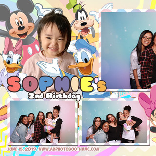 Sophie's 2nd Birthday