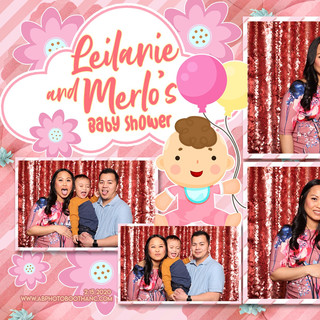 Lanie and Merlo's Baby Shower