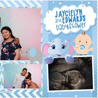 Jaycielyn and Edward's Babyshower
