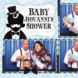 Baby Jiovanni's Shower