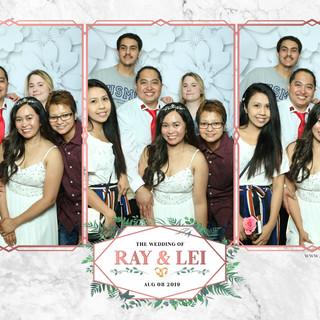 Ray & Lei
