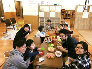 【募集中】おうちえんdeヨガ&おやこ食堂【3/4(日)】
