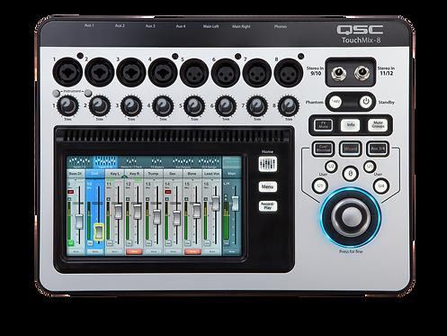 Touchmix 8 QSC