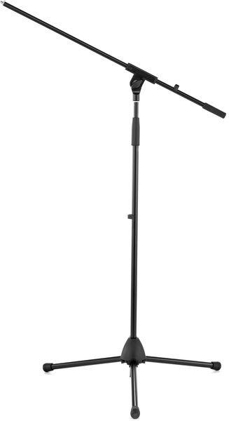 Pied perche de microphone