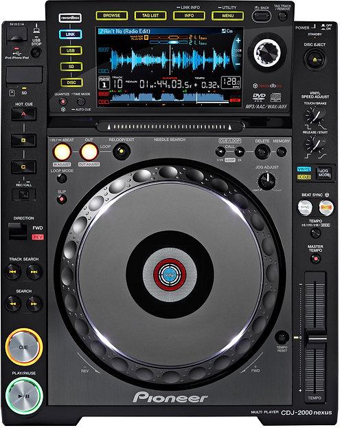 Pioneer CDJ2000 NX2